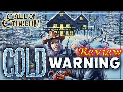 Call of Cthulhu: Cold Warning - RPG Review