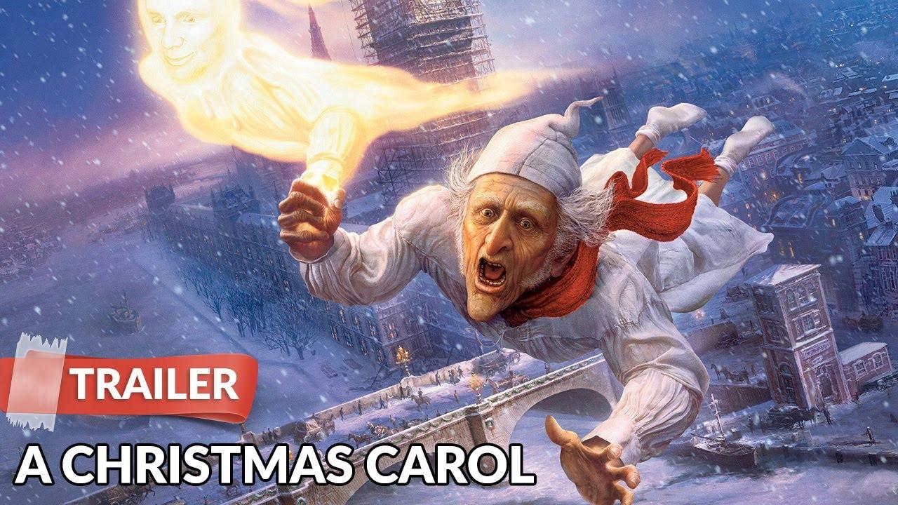 A Christmas Carol 2009 Trailer HD   Jim Carrey   Gary Oldman - YouTube