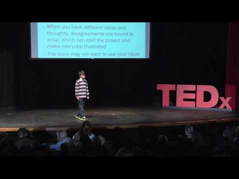 T.E.A.M. work: Marc Durant-Bender at TEDxYouth@SELS