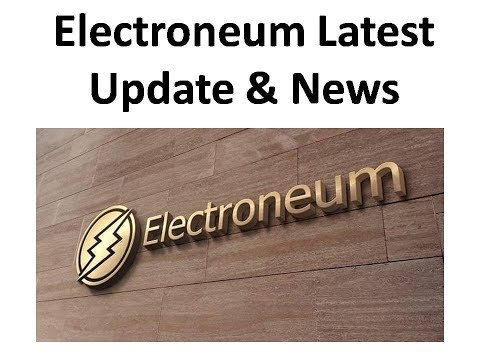 Electroneum Breaking News and Update by FAIR MAN FAIR BUSINESSES