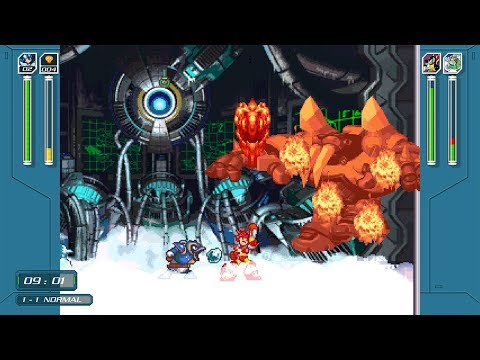 Mega Man X Legacy Collection - X Challenge Official Website Updated + Special Weapons & Z Saber