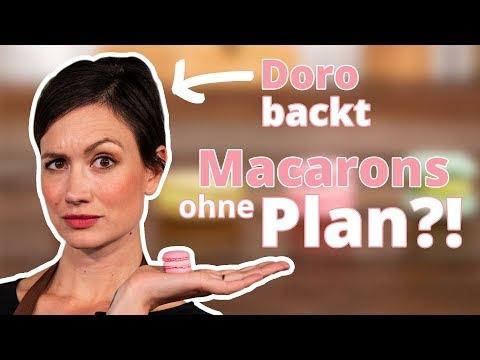 Macarons backen ohne Plan?!