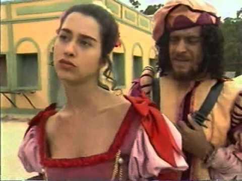 Novela Mandacaru - Cenas de Renato Oliveira - (Rede Manchete)