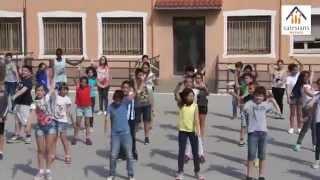 Flashmob 2015 Salesians Mataró