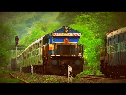 Single Line Crossings - Indian Railways