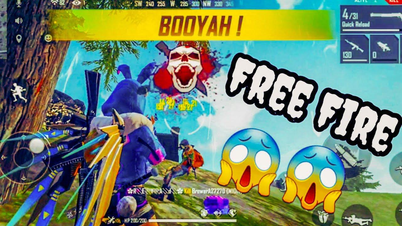 পালিয়ে পালিয়ে Boyaah #Freefire game play