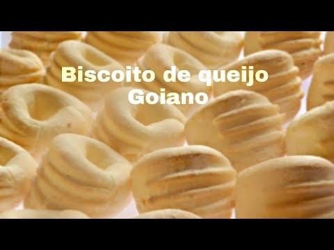 Biscoito de Queijo Goiano