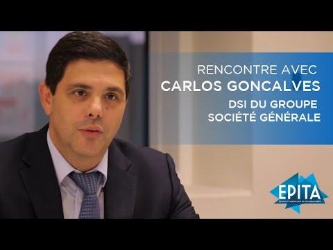 Rencontre avec Carlos Goncalves, DSI du groupe Société Générale