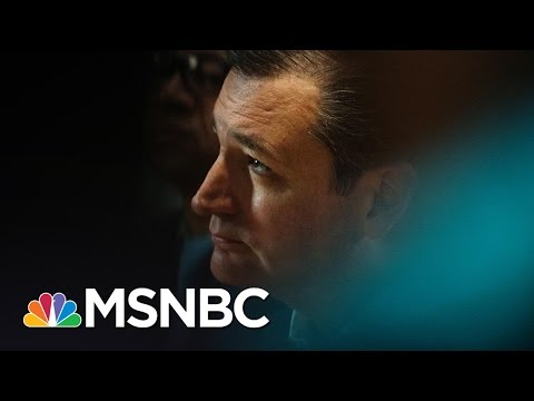 Ted Cruz: I Will Vote For Donald Trump | MSNBC
