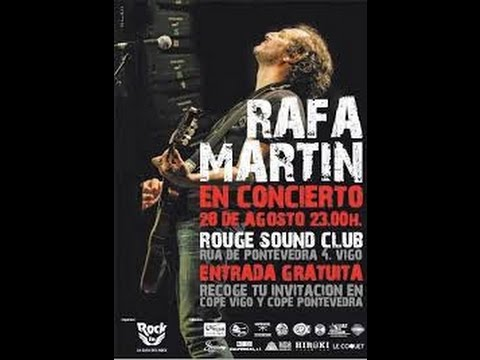 Rafa mart n cuando llegue a volar vigo2015 youtube for Sala rouge vigo
