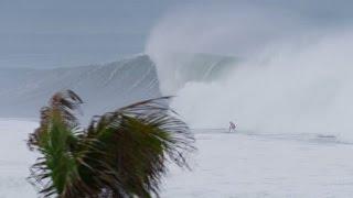 Puerto Escondido Challenge : le 1er tour en images