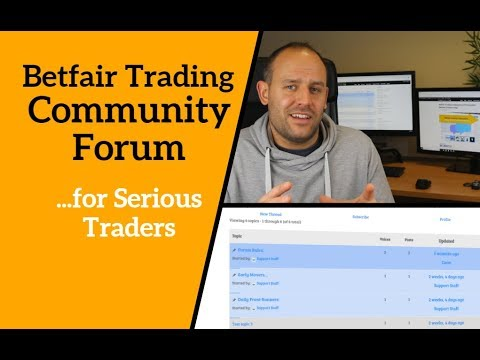 Betfair Forum