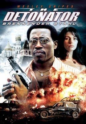 The Detonator -- Brennender Stahl