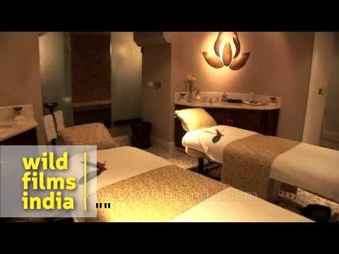 Spa at Hotel Umaid Bhawan Palace, Rajasthan