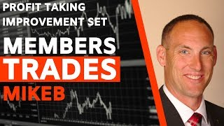 MikeB Trade 11 & 12 Importance of Risk Management | Sep 03 2019