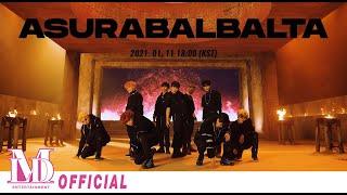 T1419 1st Single Album [BEFORE SUNRISE Part. 1] MV Teaser Ⅰ '아수라발발타(ASURABALBALTA)'