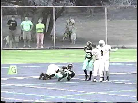 Aquinas Institute High School Football 2002 Season Highlights