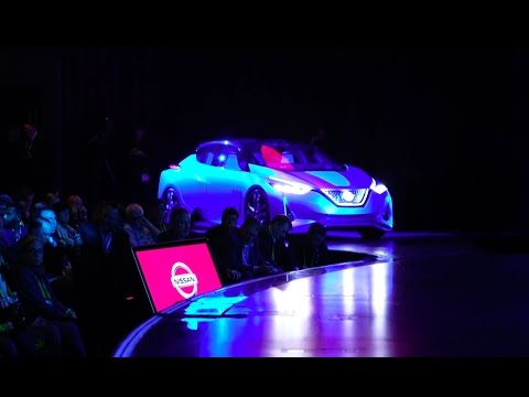 Nissan Highlights at CES 2017