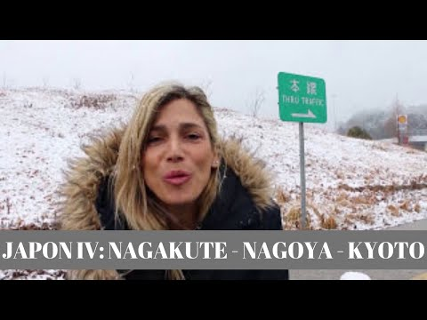 TYH  1581 JAPON IV: NAGAKUTE - NAGOYA - KYOTO