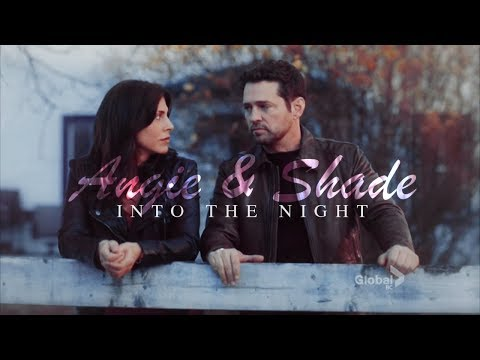 Angie & Shade - Into The Night [Private Eyes]
