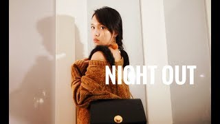 Night Out Lookbook | Classy Edgy Style With Charles & Keith 雞尾酒之夜穿搭