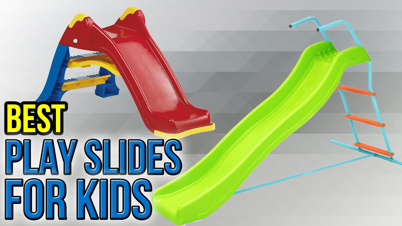 9 Best Play Slides For Kids 2017