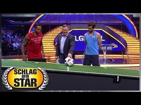 Spiel 10 - Ballgefühl - Schlag den Star