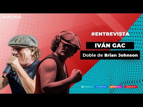 #Entrevista   Iván Gac doble de Brian Johnson #YoSoy