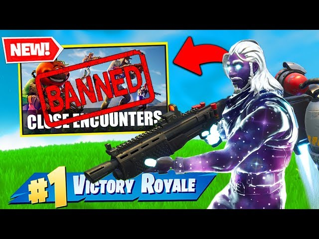 Epic *BANNED* This Fortnite Gamemode! NOW ITS BACK!