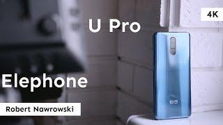 Elephone U Pro Recenzja Konkurs  Robert Nawrowski