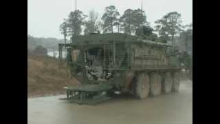 The Stryker Leaders Course: Final FTX