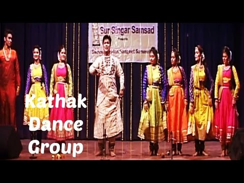 Mayur Vaidya - Kathak Dance Group | Indian Classical Dance Form
