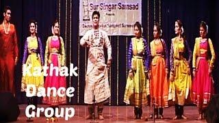 Mayur Vaidya - Kathak Dance Group | Indian Classical Dance Form