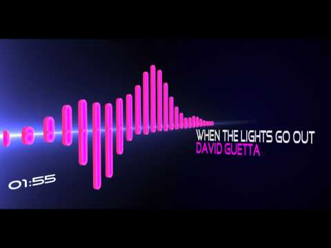 David Guetta feat. Steve Angelo & Cozi - Baby When The Lights go out