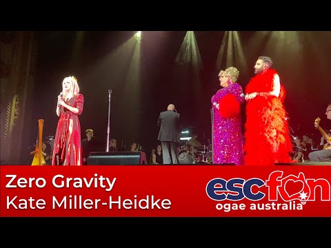 Kate Miller-Heidke, Zero Gravity Feat. Conchita Wurst & Trevor Ashley - State Theatre, Sydney