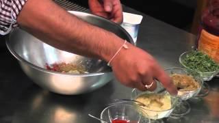 Rajpoot - Restaurant Indien - Poulet Tandoori - 2014