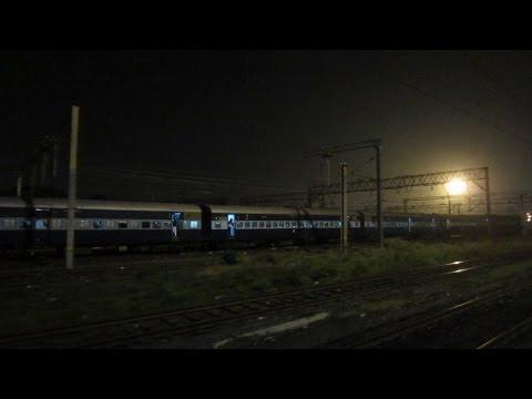 PART-II: Journey by 12101 Jnaneshwari SuperDeluxe Exp (NGP-HWH)