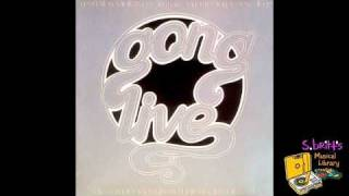 """Gong """"Flying Teapot Reprise (Live)"""""""