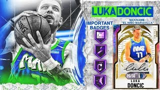 GALAXY OPAL LUKA DONCIC GAMEPLAY! RELEASE IS EASY AF TO GREEN! NBA 2k20 MyTEAM
