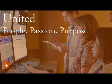 United - UT Health San Antonio - People. Passion. Purpose.