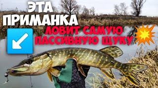 Начались морозы а щука клюёт Ультралайт Tict Sram ловля щуки Рыбалка 2021