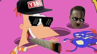 Phineas a Ferb - Parodie ( By Blayzr )
