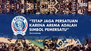 Lirik CHANTS AREMANIA - LAGU BARU AREMANIA Mp3