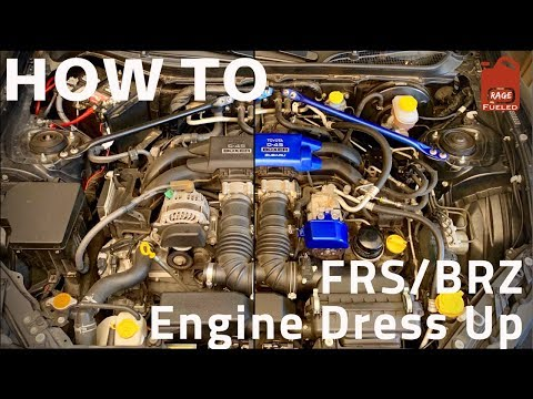 How To - FRS Engine Dress Up