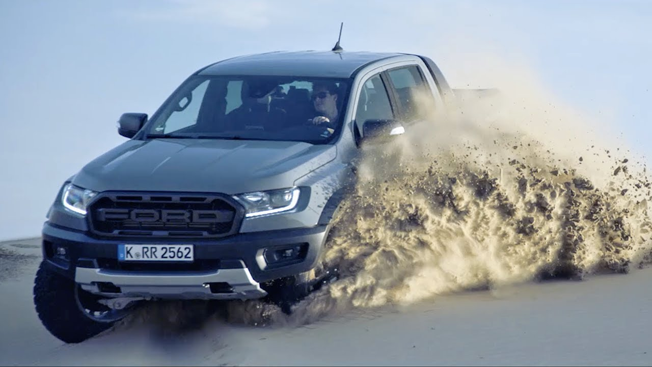 Youtube Video: Ford Ranger Raptor - Welcome to Morocco