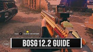 BOSG12.2 Guide + Castle Trick - Rainbow Six Siege   deutsch