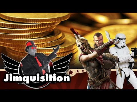 Demolishing The Excuses Made For 'AAA' Publishers' Exploitative Greed (The Jimquisition)