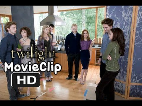 The Cullens twilight (3/6) movieclip - bella meet the cullens (2008) hd - youtube