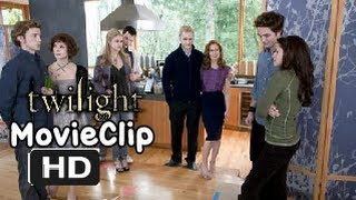 Twilight (3/6) movieclip - Bella meet the cullens (2008) HD