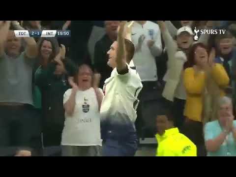 Robbie Keane goal Tottenham LEGENDS vs inter LEGENDS 2-1